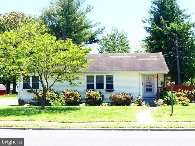 813 Seabury Avenue, MILFORD, DE 19963 (#DESU161686) :: RE/MAX Coast and Country