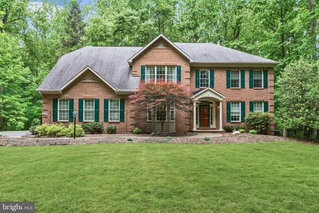 5436 Westfield Court, WARRENTON, VA 20187 (#VAFQ165672) :: Dart Homes