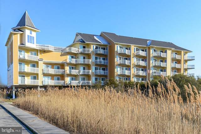 106 83RD Street #404, OCEAN CITY, MD 21842 (#MDWO114100) :: CoastLine Realty