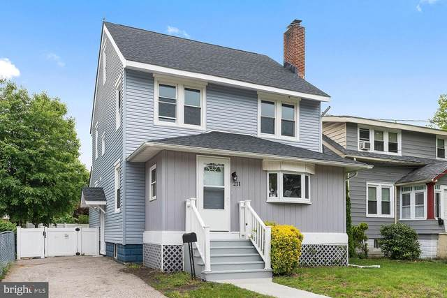 211 West End Avenue, PENNSAUKEN, NJ 08109 (#NJCD394430) :: Erik Hoferer & Associates