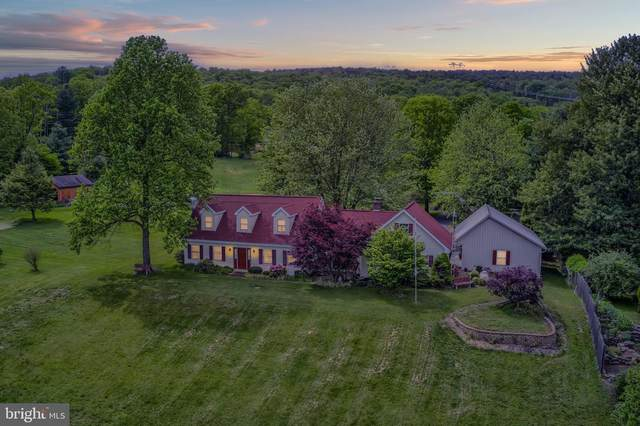 760-F Buchanan Valley Road, ORRTANNA, PA 17353 (#PAAD111552) :: The Heather Neidlinger Team With Berkshire Hathaway HomeServices Homesale Realty