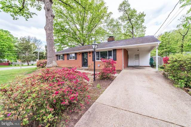 6322 Hibbling Avenue, SPRINGFIELD, VA 22150 (#VAFX1130992) :: Debbie Dogrul Associates - Long and Foster Real Estate
