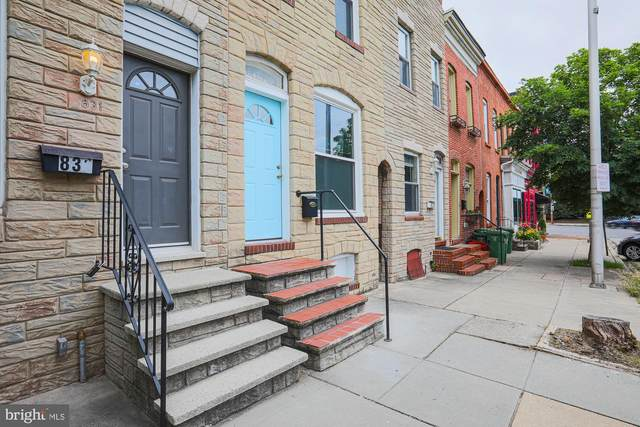 833 S Montford Avenue, BALTIMORE, MD 21224 (#MDBA511614) :: ExecuHome Realty