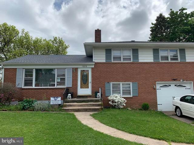 1886 North Drive, YORK, PA 17408 (#PAYK138262) :: Iron Valley Real Estate