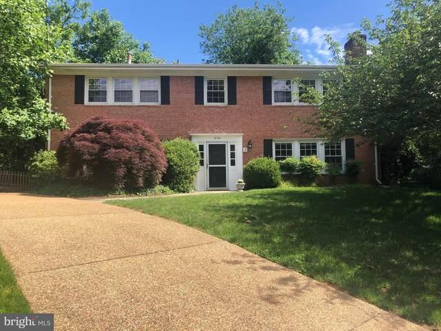 1040 Warbler Place, MCLEAN, VA 22101 (#VAFX1131020) :: RE/MAX Cornerstone Realty