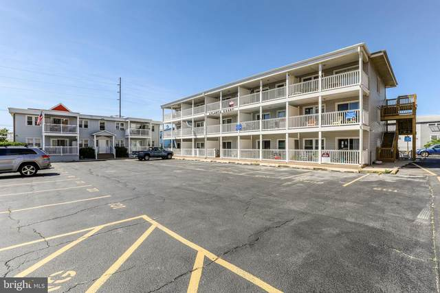 12 72ND Street #102, OCEAN CITY, MD 21842 (#MDWO114104) :: Coastal Resort Sales and Rentals