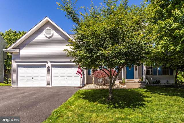 5806 Winding Ridge Way, FREDERICK, MD 21704 (#MDFR264830) :: ExecuHome Realty