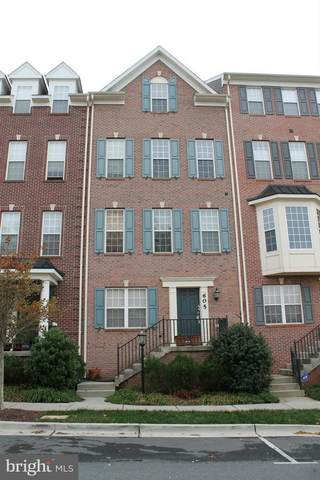 605 Raven Avenue, GAITHERSBURG, MD 20877 (#MDMC709072) :: The Licata Group/Keller Williams Realty