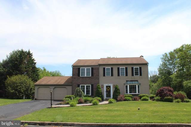 20 Brian Road, GILBERTSVILLE, PA 19525 (#PAMC650002) :: ExecuHome Realty