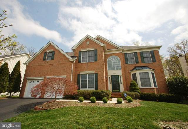 25782 Aythorne Lane, CHANTILLY, VA 20152 (#VALO411912) :: Erik Hoferer & Associates