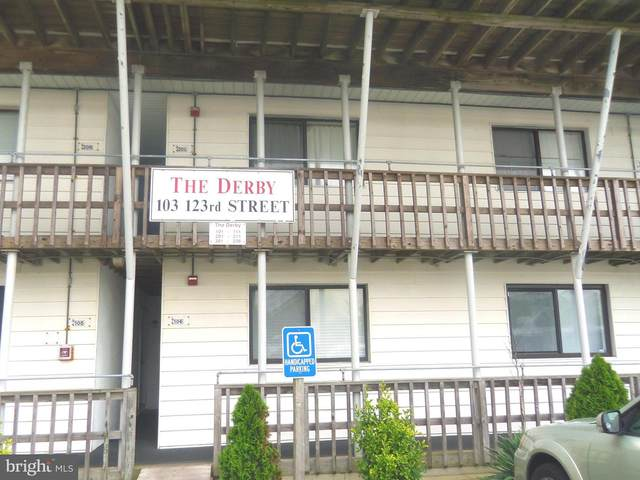 101 123RD Street 229C3, OCEAN CITY, MD 21842 (#MDWO114106) :: CoastLine Realty