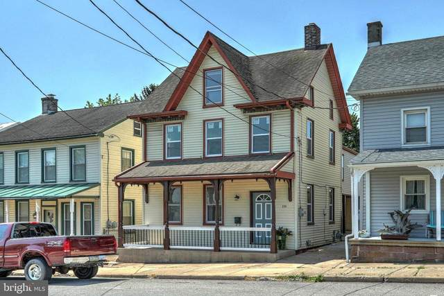 18 S Main Street, DOVER, PA 17315 (#PAYK138274) :: Bob Lucido Team of Keller Williams Integrity
