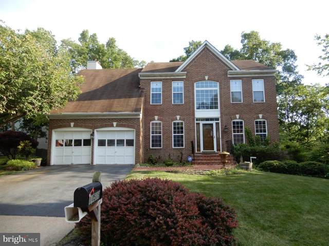 14519 Picket Oaks Road, CENTREVILLE, VA 20121 (#VAFX1131036) :: The Licata Group/Keller Williams Realty