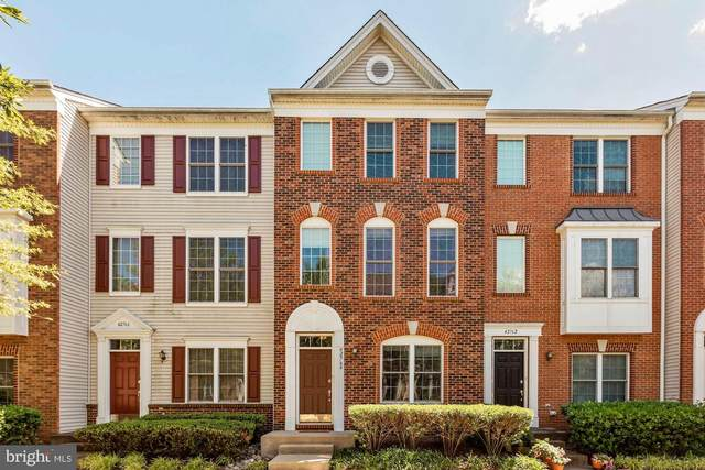 42764 Hollingsworth Terrace, CHANTILLY, VA 20152 (#VALO411916) :: Colgan Real Estate