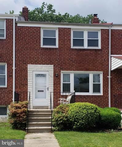 1161 Linden Ave, HALETHORPE, MD 21227 (#MDBC495228) :: The Riffle Group of Keller Williams Select Realtors