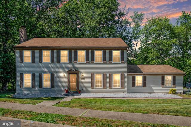 16016 Macedonia Drive, WOODBRIDGE, VA 22191 (#VAPW495748) :: Mortensen Team