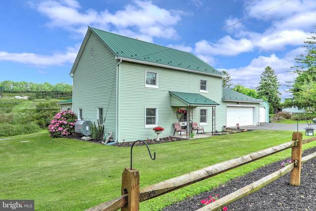 306 Gardners Station Road, GARDNERS, PA 17324 (#PAAD111558) :: The Heather Neidlinger Team With Berkshire Hathaway HomeServices Homesale Realty
