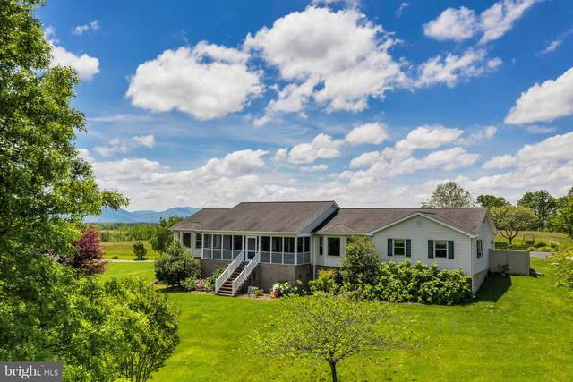 2765 Saumsville Road, MAURERTOWN, VA 22644 (#VASH119288) :: Tessier Real Estate