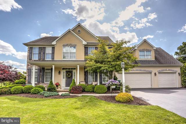 724 Landmark Circle, LANCASTER, PA 17603 (#PALA163662) :: The Heather Neidlinger Team With Berkshire Hathaway HomeServices Homesale Realty