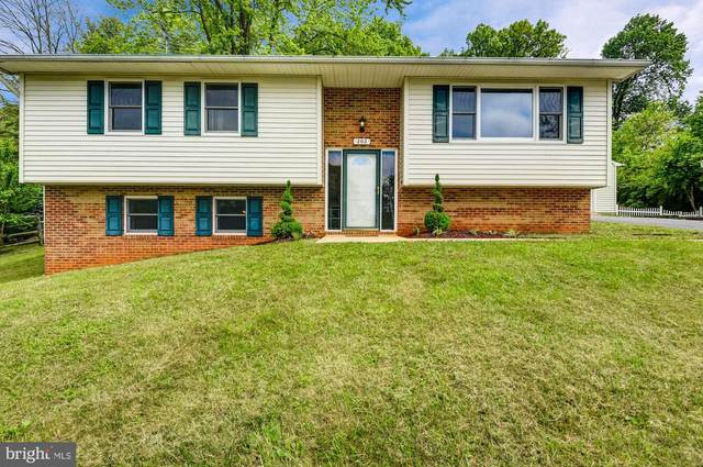 202 Lincoln Lane, SYKESVILLE, MD 21784 (#MDCR196910) :: The Miller Team