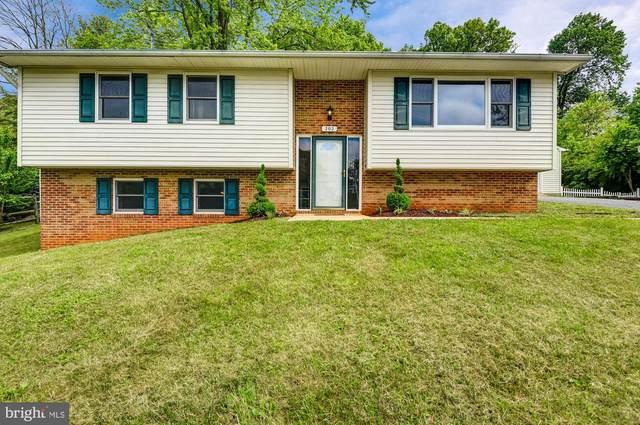 202 Lincoln Lane, SYKESVILLE, MD 21784 (#MDCR196910) :: Corner House Realty