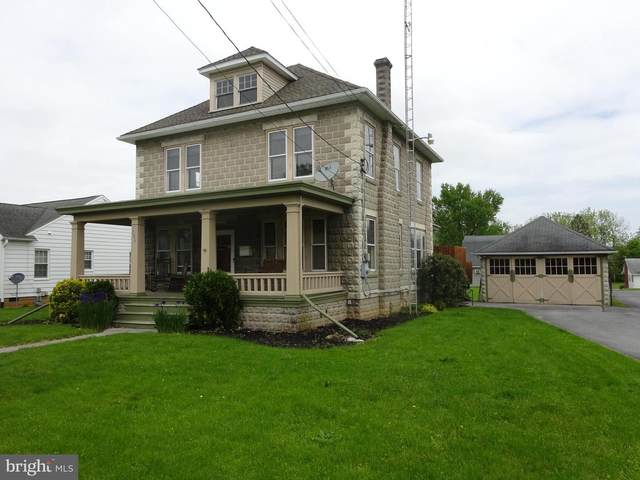 324 Grant Street E, GREENCASTLE, PA 17225 (#PAFL172838) :: The MD Home Team