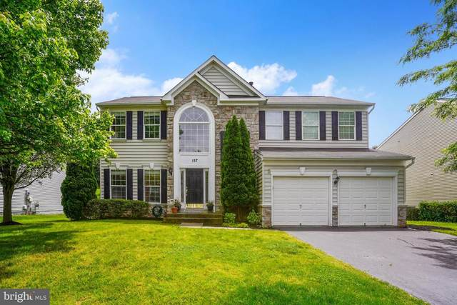 157 Alpine Drive SE, LEESBURG, VA 20175 (#VALO411944) :: The Putnam Group