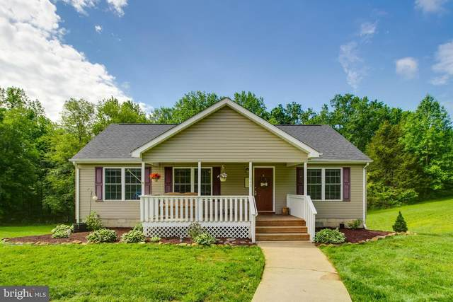 11040 C L Jackson Drive, CULPEPER, VA 22701 (#VACU141528) :: The Daniel Register Group