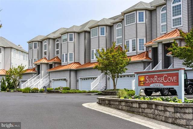 12901 Old Bridge Road 5 PH 3, OCEAN CITY, MD 21842 (#MDWO114118) :: CoastLine Realty