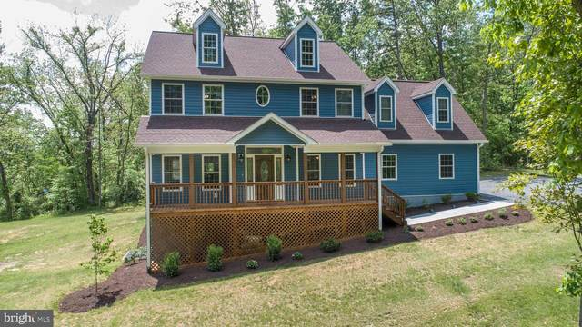 112 Oak Hill Drive, WOODSTOCK, VA 22664 (#VASH119290) :: Tessier Real Estate
