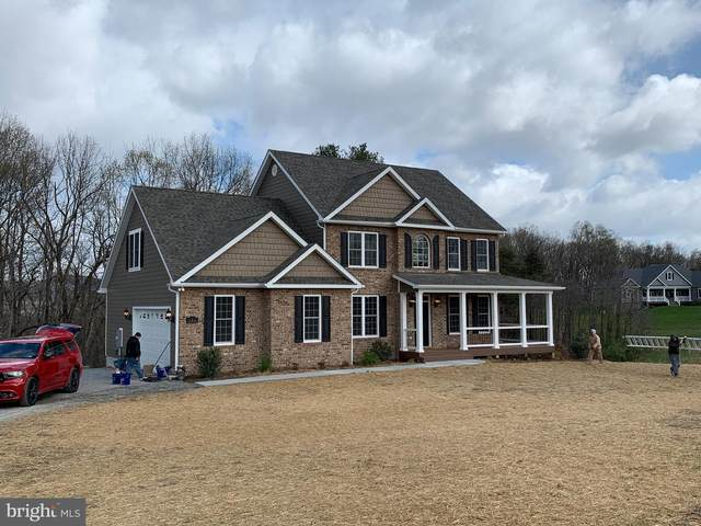 395 Eyles Lane, WINCHESTER, VA 22603 (#VAFV157694) :: SURE Sales Group