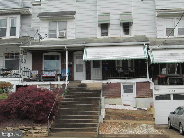 441 S 4TH Street, HAMBURG, PA 19526 (#PABK358156) :: Ramus Realty Group