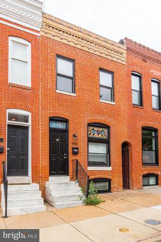 940 S East Avenue S, BALTIMORE, MD 21224 (#MDBA511664) :: SURE Sales Group