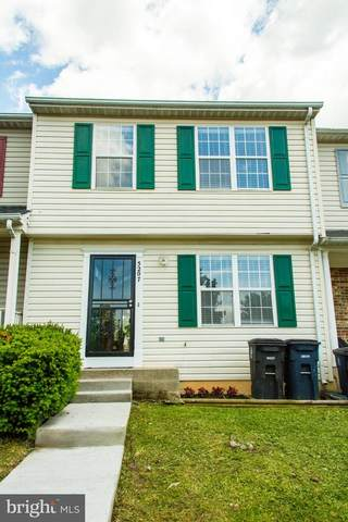5207 Daventry Terrace, DISTRICT HEIGHTS, MD 20747 (#MDPG569636) :: ExecuHome Realty