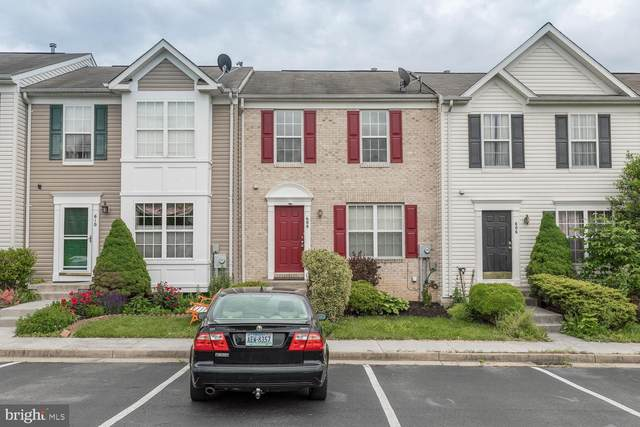 608 Frontier Fort Lane, STRASBURG, VA 22657 (#VASH119294) :: Tessier Real Estate