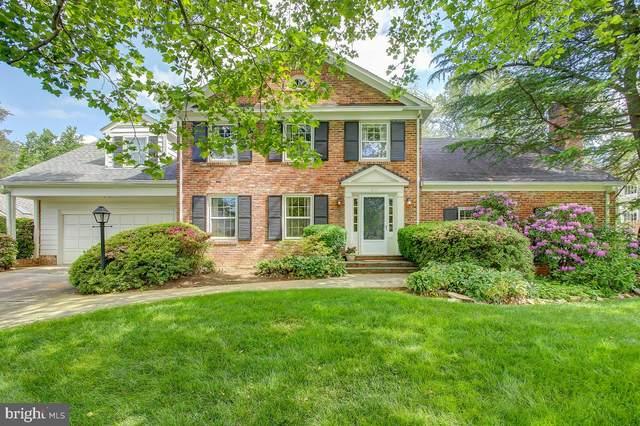 6737 Newbold Drive, BETHESDA, MD 20817 (#MDMC709136) :: Revol Real Estate