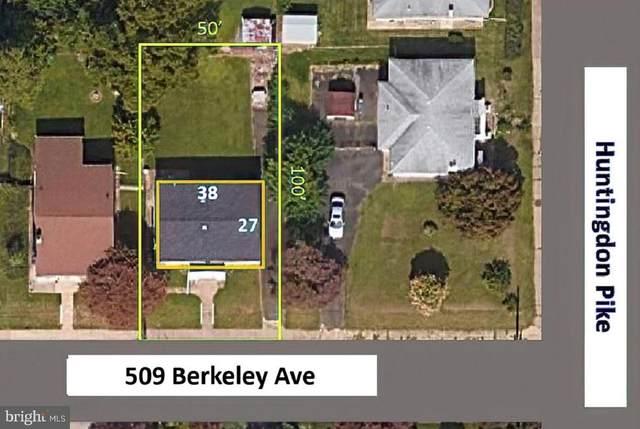 509 Berkeley Avenue, JENKINTOWN, PA 19046 (#PAMC650056) :: LoCoMusings
