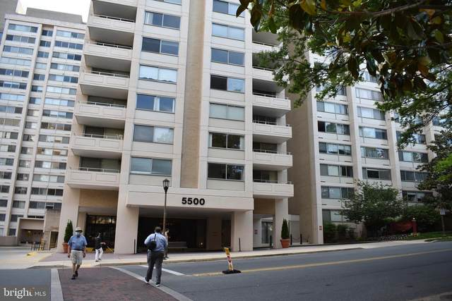 5500 Friendship Boulevard 1806N, CHEVY CHASE, MD 20815 (#MDMC709140) :: The Sky Group