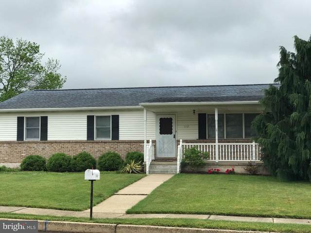 113 Eisenhower Drive S, BOYERTOWN, PA 19512 (MLS #PABK358160) :: The Premier Group NJ @ Re/Max Central