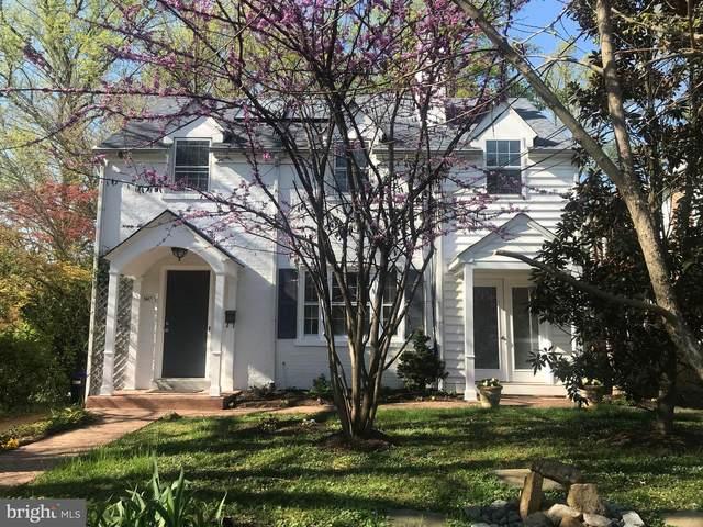 5617 Madison Street, BETHESDA, MD 20817 (#MDMC709142) :: Revol Real Estate