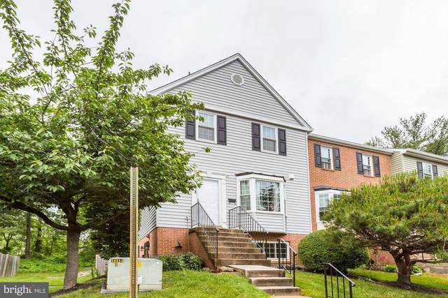 7668 N Arbory Way #181, LAUREL, MD 20707 (#MDPG569646) :: Revol Real Estate