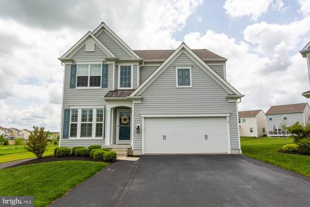 668 Empire Drive, DOWNINGTOWN, PA 19335 (MLS #PACT507170) :: The Premier Group NJ @ Re/Max Central