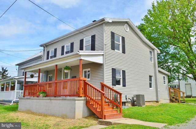 518 W King Street, STRASBURG, VA 22657 (#VASH119296) :: Tessier Real Estate