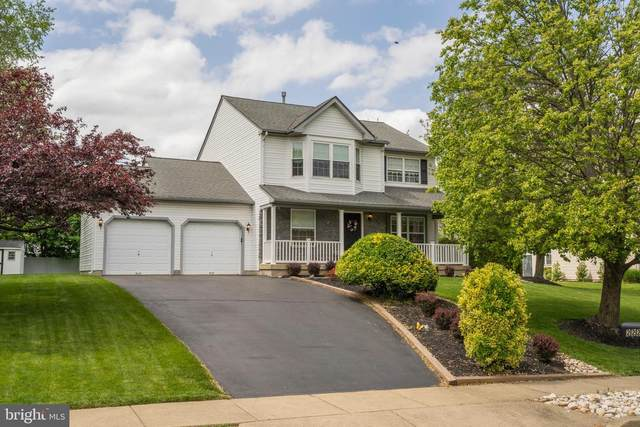 2224 Buckingham Drive, WARRINGTON, PA 18976 (#PABU497378) :: Scott Kompa Group