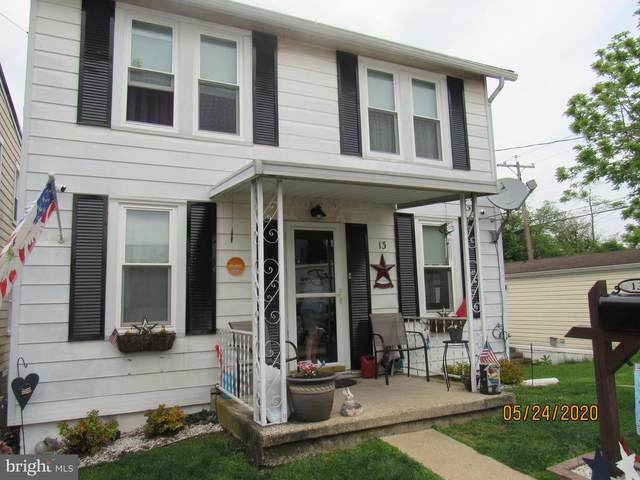 13 W Maple Street, DALLASTOWN, PA 17313 (#PAYK138304) :: Flinchbaugh & Associates