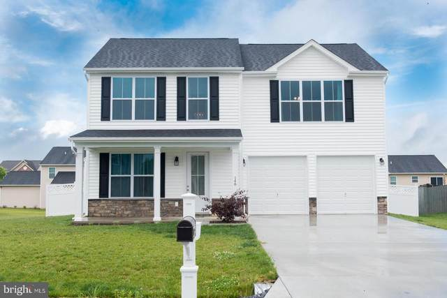 148 Corbin Heights Way, MARTINSBURG, WV 25404 (#WVBE177432) :: Seleme Homes