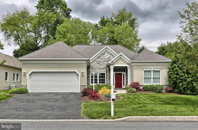 108 Standlake Way, MECHANICSBURG, PA 17055 (#PACB123910) :: Liz Hamberger Real Estate Team of KW Keystone Realty