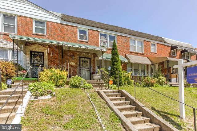 5441 Bucknell Road, BALTIMORE, MD 21206 (#MDBA511690) :: The Bob & Ronna Group