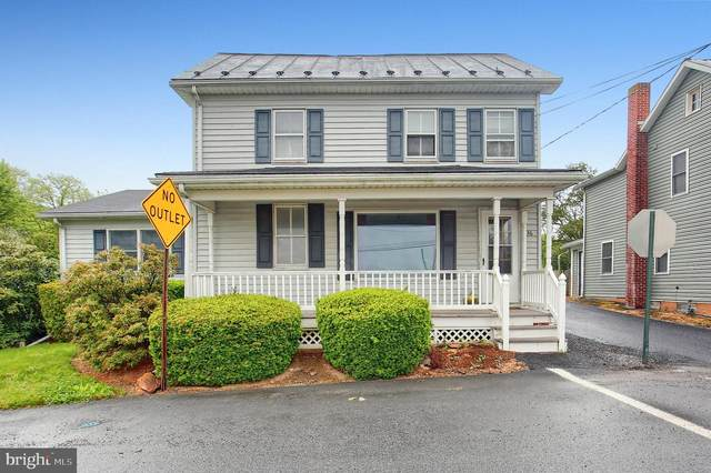 36 N High Street, MILLERSTOWN, PA 17062 (#PAPY102152) :: The Joy Daniels Real Estate Group