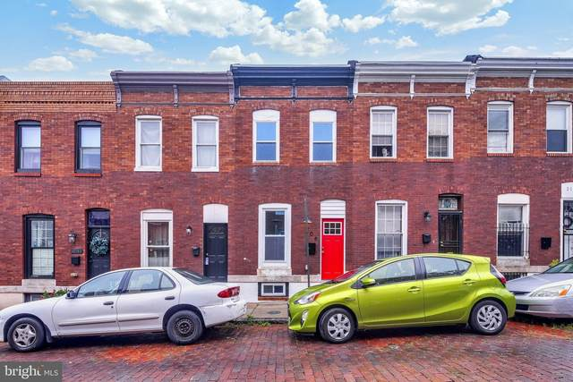 208 N Streeper Street, BALTIMORE, MD 21224 (#MDBA511700) :: Revol Real Estate